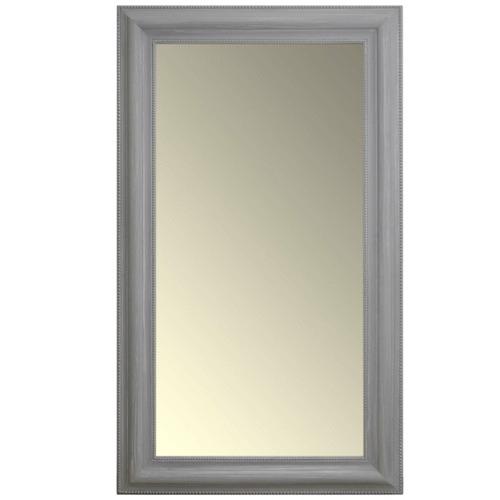 Hub Living Grey Rio Long Wall Mirror