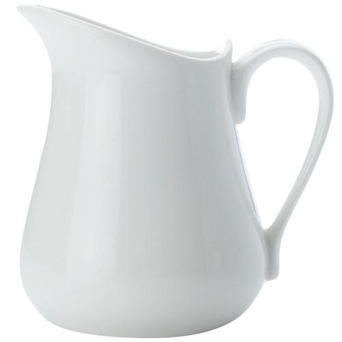 White Basics 500ml Porcelain Jug