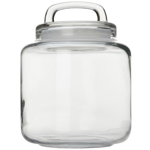 Refresh 4L Glass Storage Jar