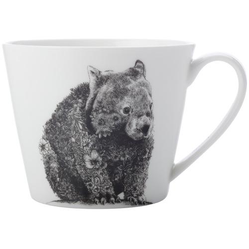 Maxwell & Williams Marini Ferlazzo Squat Wombat 450ml Mug