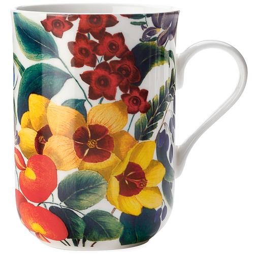Sweet Pea Royal Botanic Garden by Euphemia Henderson 300ml Mug