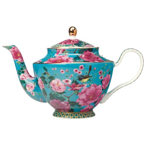 Aqua Teas & C's Silk Road 1L Teapot with Infuser