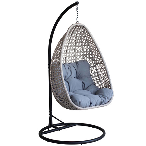 Madison Hanging Egg Chair Temple Webster