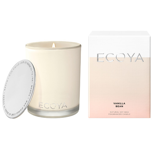 Ecoya Vanilla Bean Madison Soy Candle