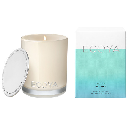 Ecoya Lotus Flower Madison Soy Candle