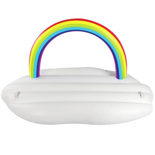 Lazy Dayz Giant Lazy Dayz Rainbow Float