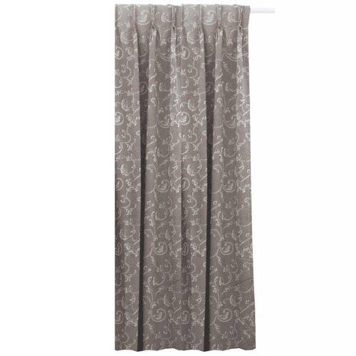Odyssey Fabrics Lauren Pinch Pleat Blockout Curtains