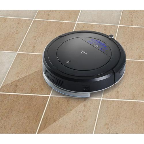 Intelligent Robotic Vacuum
