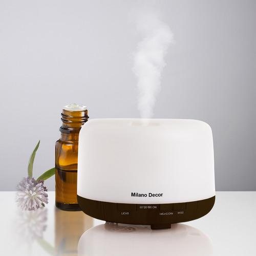 500ml Milano Decor Aroma Mood Light Diffuser