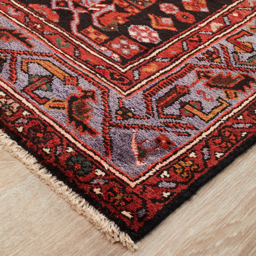 The Handmade Collection Red Wool Khal Mohammadi Rug