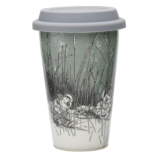 Green Blinky Bill Double-Walled Travel Mug