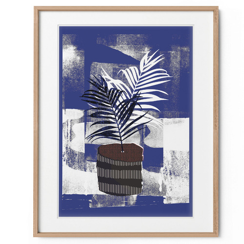 Art for Good Pop of Flowers II Framed Print Wall Art
