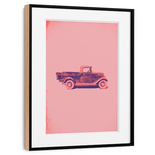 Art for Good Chevrolet Roadster Framed Print Wall Art