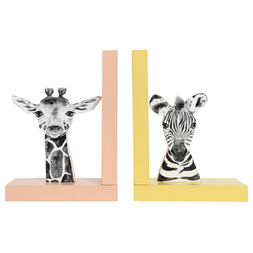 Baby Bookend Set
