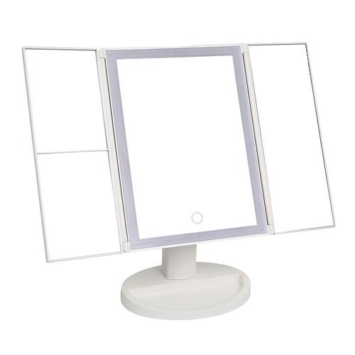 Urburn Flynn Tri-Fold Make-Up Mirror
