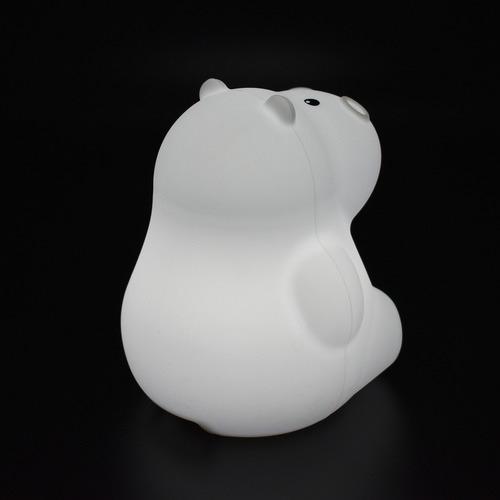 Kaper Kidz Kids' Bedtime Buddy Horace The Hippo Night Light