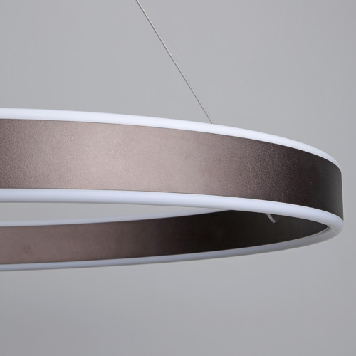 Right At Home Decor Circulo LED Pendant