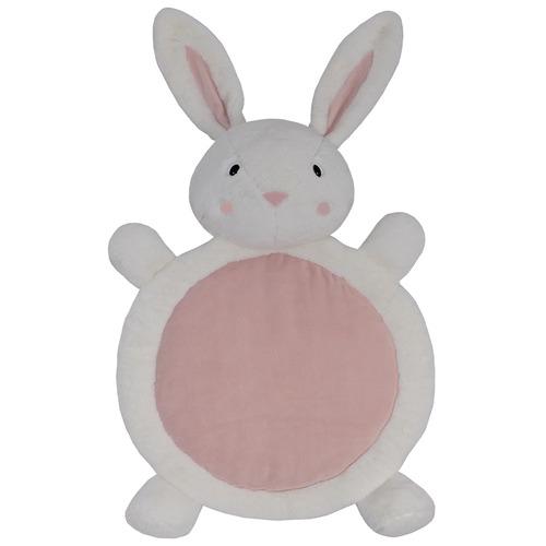 Living Textiles Bunny Character Play Mat