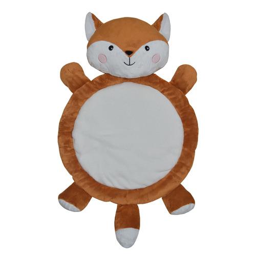 Living Textiles Fox Character Play Mat