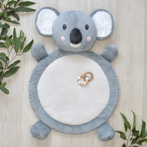 Living Textiles Koala Character Play Mat