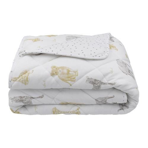 Living Textiles Savanna Babies Cotton Cot Comforter