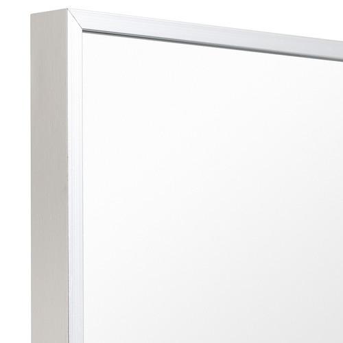 Wall Art Studio Halo Rectangular Metal Standing Mirror