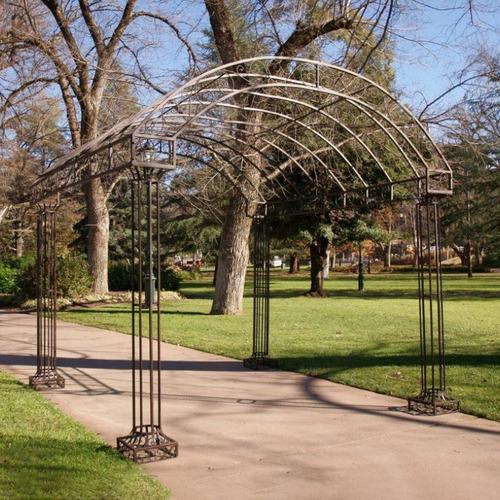 300cm Metal Garden Gazebo