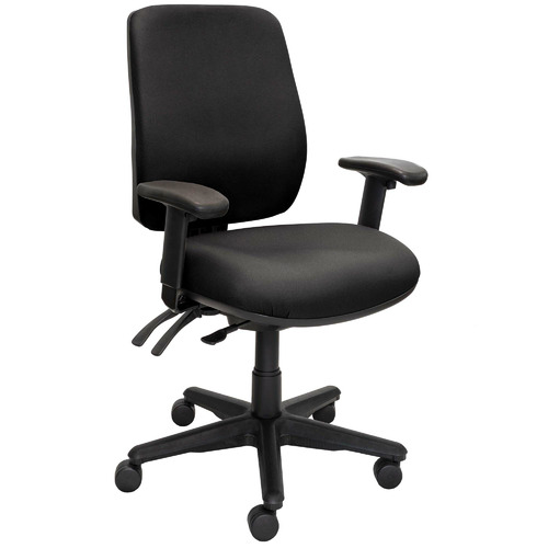 Buro Seating Buro Roma 3-Lever High Back Office Chair
