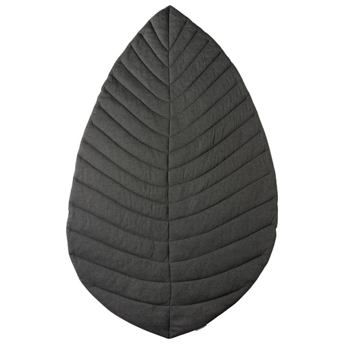 Cattywampus Leaf Cotton Play Mat