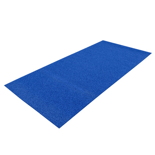 Matfx Blue Vinyl Loop Pool Mat