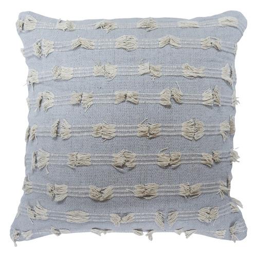 Bohemia & Co Threaded Cotton Cushion