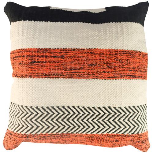 Bohemia & Co Striped Kilim Cotton Cushion
