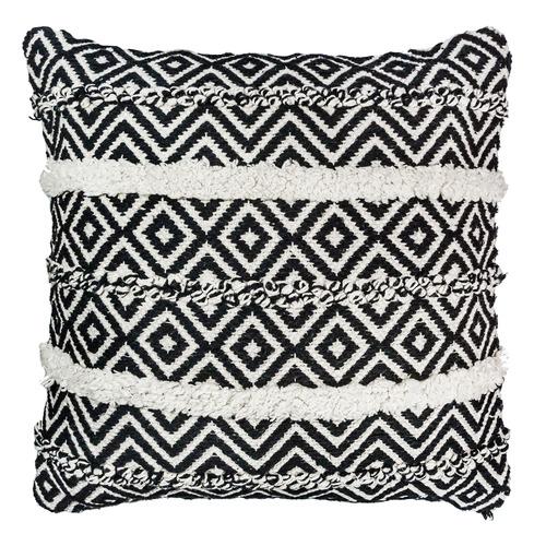 Bohemia & Co Tiffa Woven Cotton Cushion
