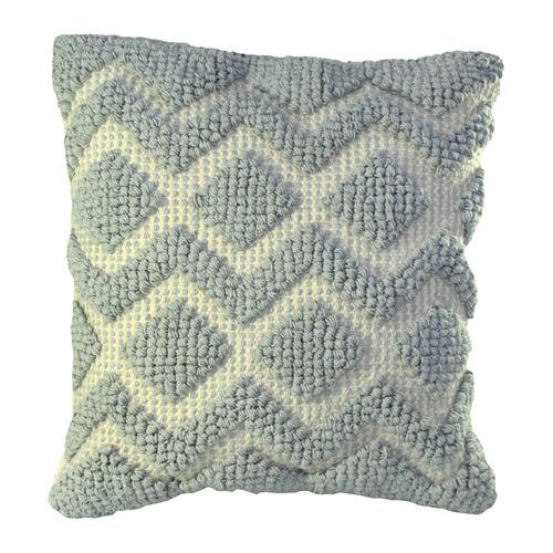 Bohemia & Co Chevron Woven Cotton Cushion