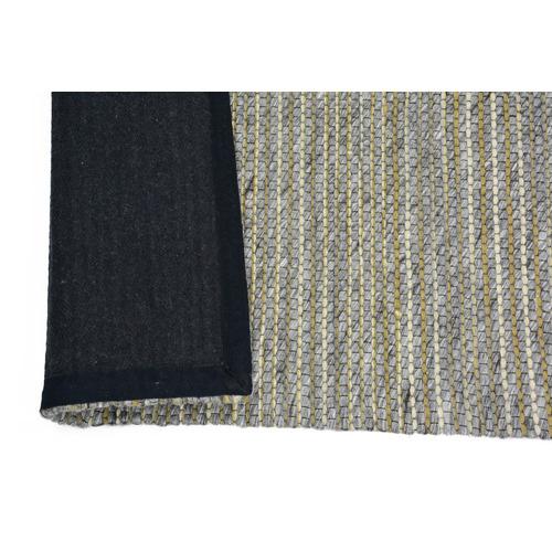 Artisan Decor Beige Festival Hand Made Wool-Blend Rug