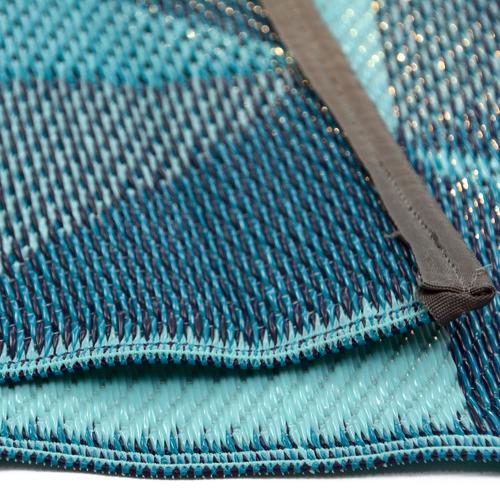 Artisan Decor Chatai Sea Reversible Indoor Outdoor Rug