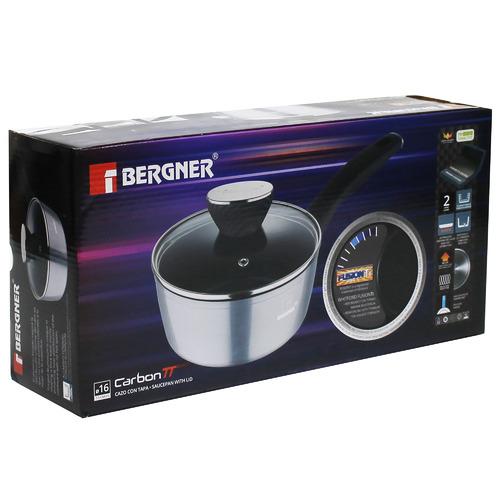 Bergner Carbon TT 1.3L Aluminium Sauce Pan