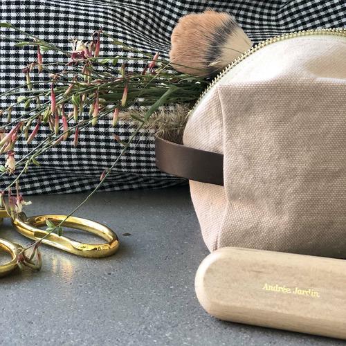 Andree Jardin La Cerise Cotton Vanity Case
