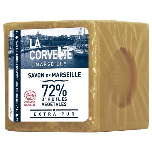 La Corvette Marseille Extra Pure Marseille Vegetable Oil Soap