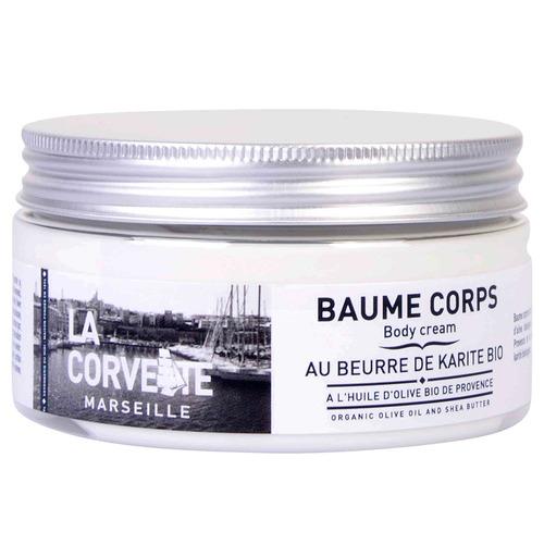 La Corvette Marseille 200ml Olive & Shea Butter Marseille Body Balm