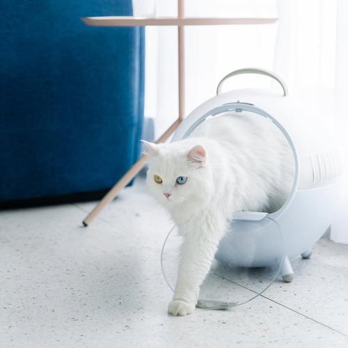 Furrytail Australia Space Capsule Cat Carrier