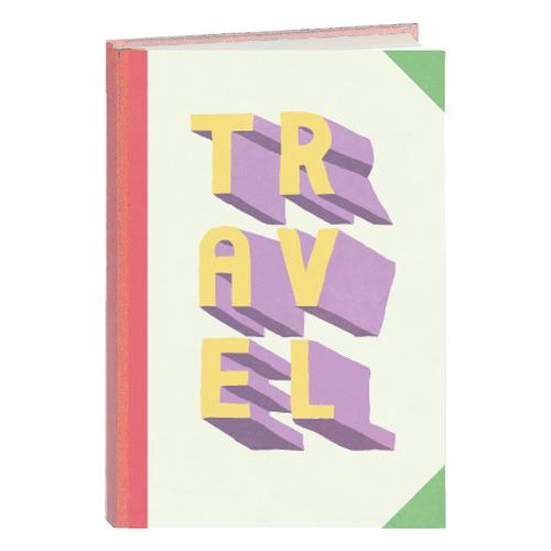 Travel Hard Cover Journal