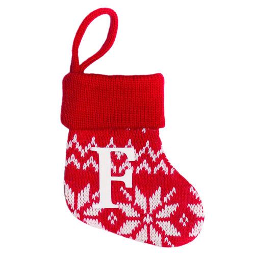 The Personalised Gift Market Personalised Mini Cotton Stocking