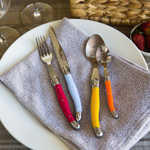 Laguiole by Louis Thiers Cutlery Set Carnaval