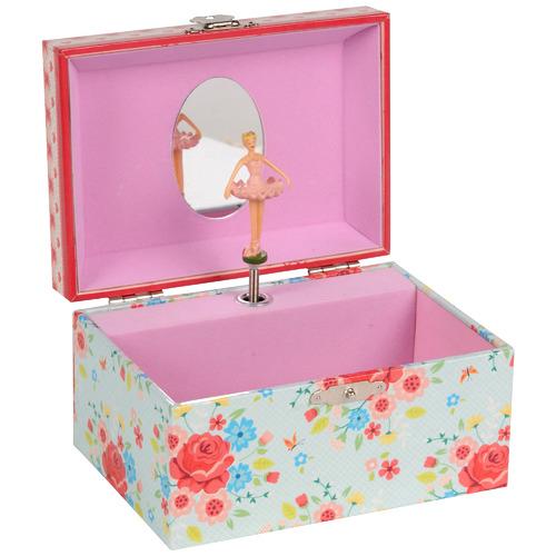 Kids' Rose Garden Musical Jewellery Box
