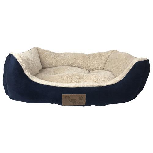 Dozer Plush Pet Bed