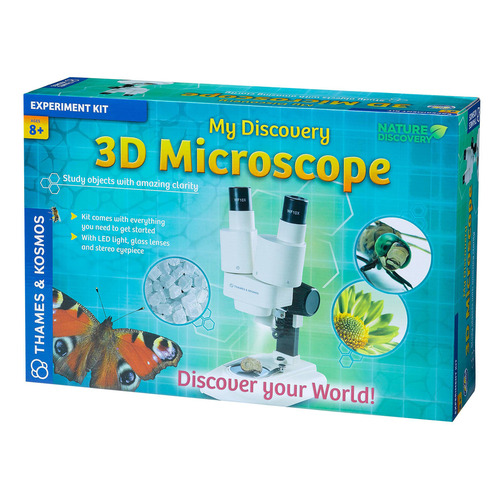 Science & Nature My Discovery 3D Microscope