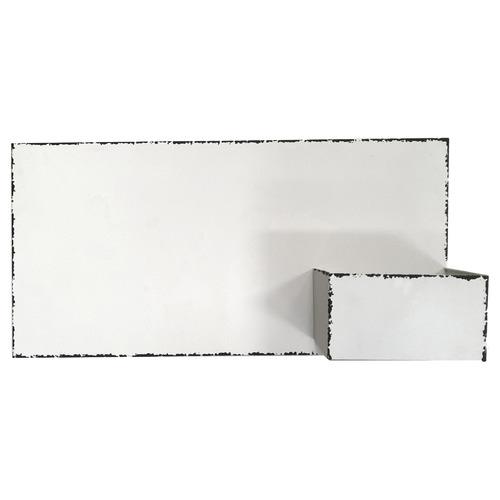 K's Homewares & Decor 30 x 60cm Metal Wall Planter