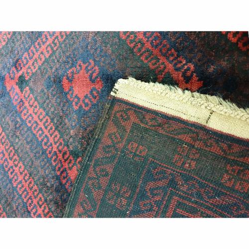 Afgapersia Vintage Style Hiyan Wool Balouchi Rug