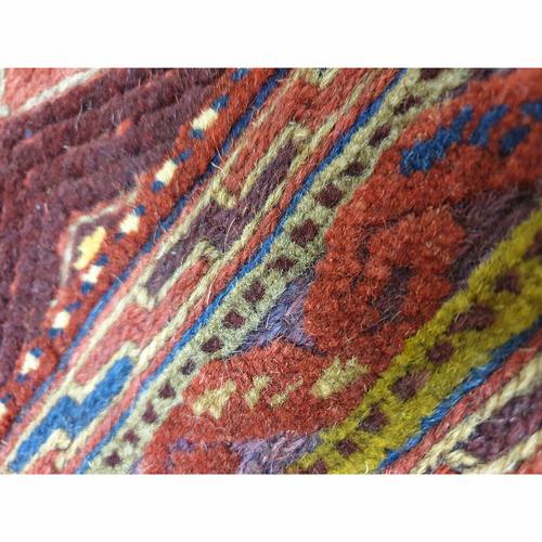 Afgapersia Hazina Hand-Knotted Wool Mushwani Rug
